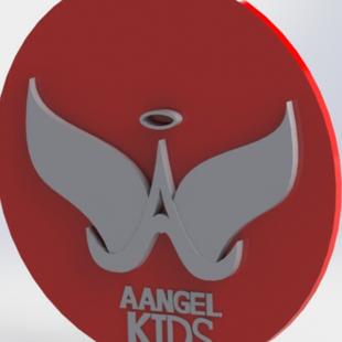 AANGEL KIDS LOGO